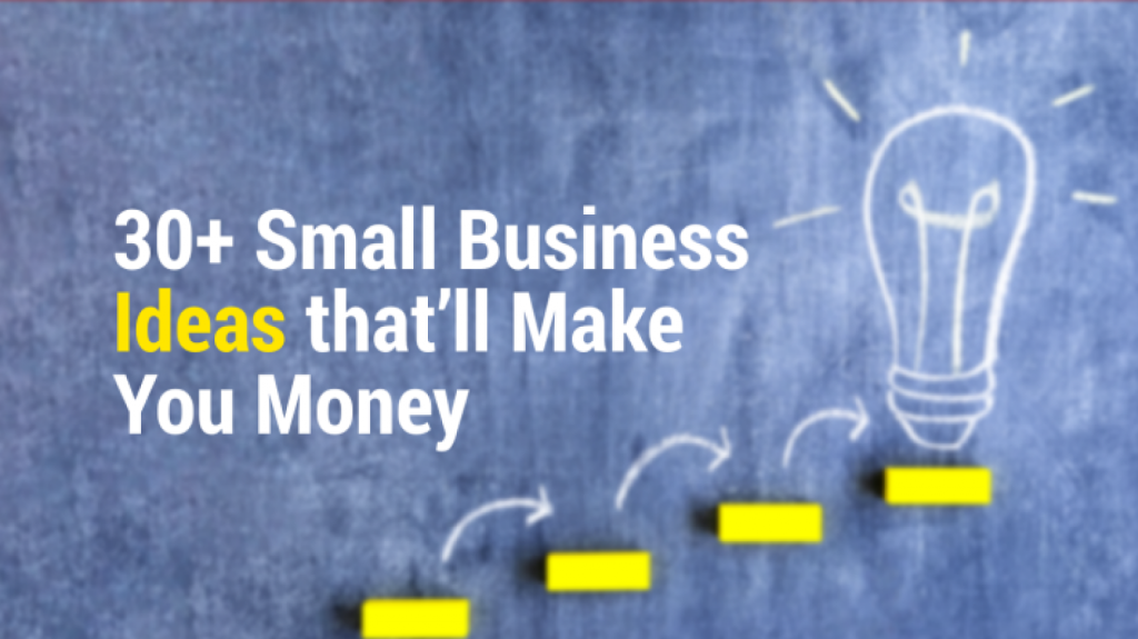 Small Business Ideas – What Are Your Options?